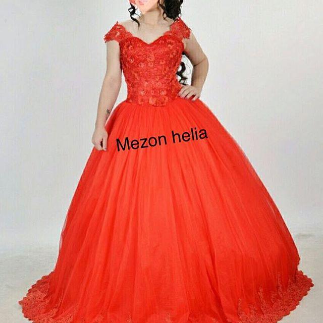 مزون لباس عروس هلیا